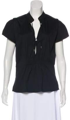 e52dee58 Gucci Black Women's Shortsleeve Tops - ShopStyle