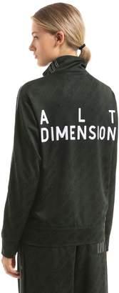 Alt Dimension Jacquard Track Jacket