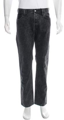 Gucci Cropped Slim Jeans w/ Tags