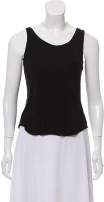 Theyskens' Theory Knitted Sleeveless Top