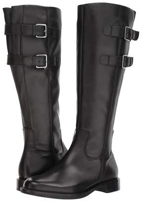 Ecco Shape 25 Tall Buckle Women's Boots