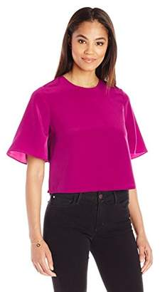 Paris Sunday Women's Bell Sleeve Top