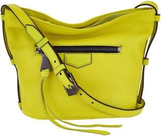 Aimee Kestenberg Pebble Leather Crossbody Handbag- Liza
