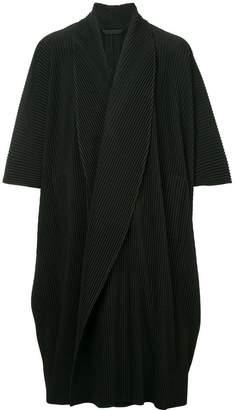 Issey Miyake Homme Plissé October coat