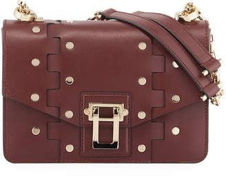 Proenza Schouler Hava Chain Studded Shoulder Bag