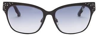 Swarovski Women&s Dalia Cat Eye Sunglasses $155 thestylecure.com