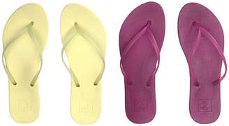 Reef Escape Lux 2-Pair Variety Pack Women's Sandals