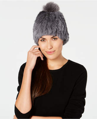 Marcus Collection Adler Slouchy Fur Beanie