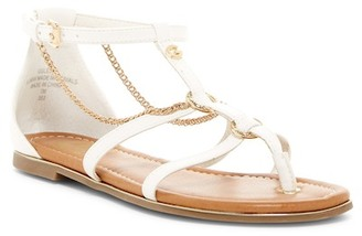 G by GUESS Lessa Chained Sandal $39 thestylecure.com