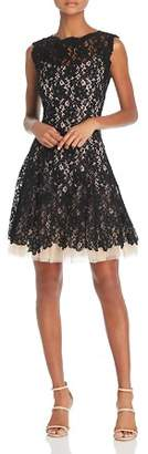 Nha Khanh Lace Petticoat Dress
