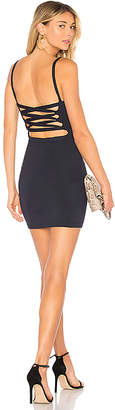 Susana Monaco Back Lace Up 16 Dress