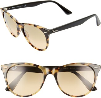 Ray-Ban Wayfarer II 55mm Polarized Photochromic Sunglasses