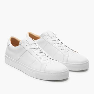 J.Crew GREATS® Royale sneakers in white