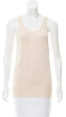 Rachel Zoe Sleeveless Knit Top