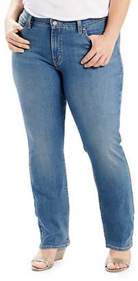 Levi's Plus 414 Classic Straight Jeans