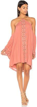 The Jetset Diaries Desert Rose Mini Dress