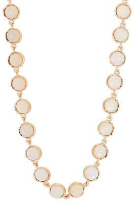 Irene Neuwirth Women's Opal Circular-Link Necklace