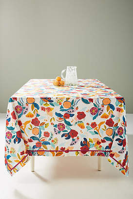Anthropologie Aster Tablecloth