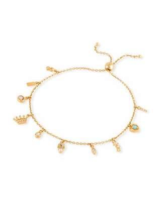 Tai Multi-Charm Cubic Zirconia Bracelet