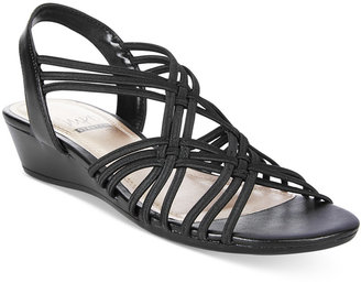 Impo Recent Wedge Sandals $55 thestylecure.com