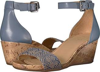 Naturalizer Women's CAMI Wedge Sandal