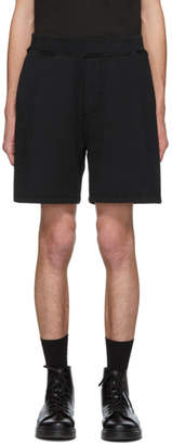 DSQUARED2 Black Over Fit Shorts
