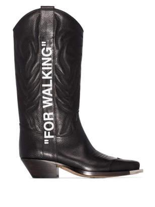 55b1ed37034 White Cowboy Boots - ShopStyle UK