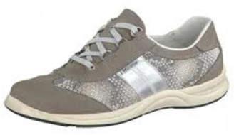 Mephisto Grey Print Sneaker