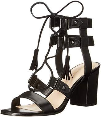 Nine West Women's Ginger Patent Gladiator Sandal