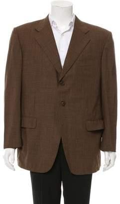 Belstaff Wool Three-Button Blazer