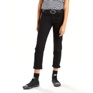 Levi's Levis Women's Cuffed Boyfriend Jeans