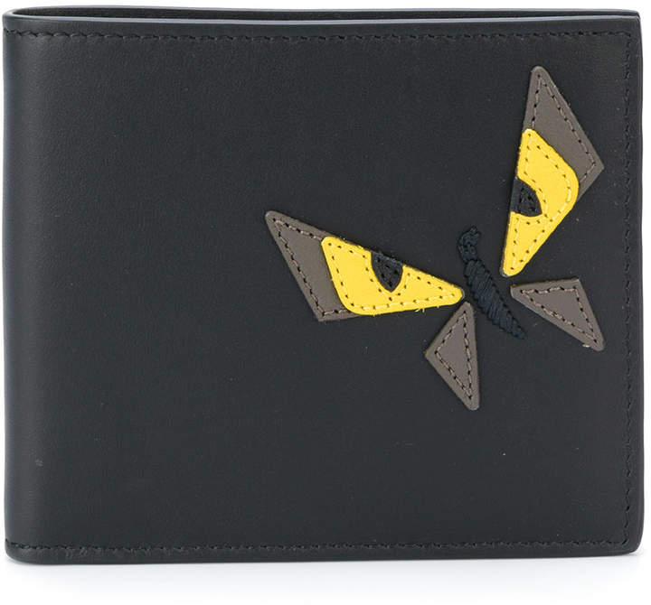 Fendi Butterfleye bi-fold wallet