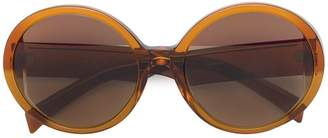 Marni Eyewear oversized round sunglasses