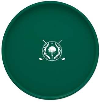 Kraftware Corp. Golf Acrylic Serving Tray