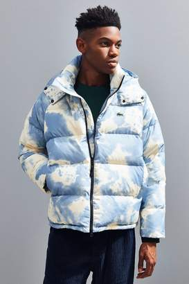 Lacoste Short Ripstop Down Jacket
