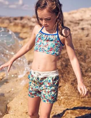 Boden Patterned Board Shorts