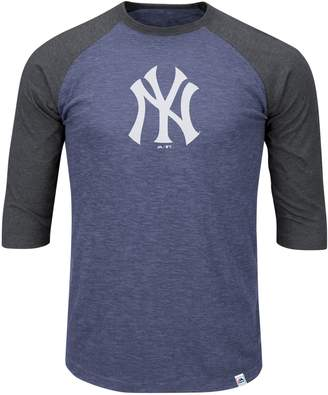 Majestic Big & Tall New York Yankees Baseball Tee