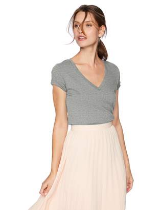a5138064f8eac J.Crew Mercantile Women s Short Sleeve V-Neck T-Shirt