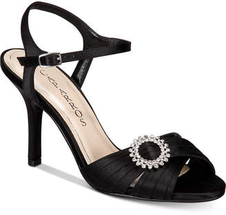 Caparros Pizzle Evening Pumps