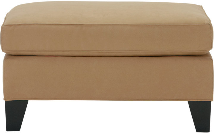 Cindy Crawford Cindy Crawford Home Madison Place Peat Ottoman