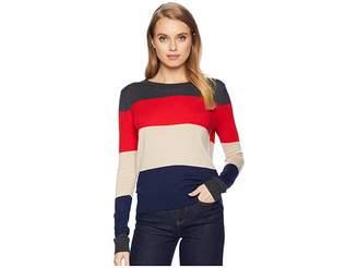 Splendid Cashmere Blend Cascade Sweater