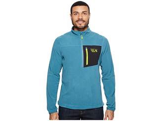 Mountain Hardwear Streckertm Lite Quarter-Zip Men's Long Sleeve Pullover