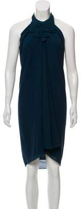 Jasmine Di Milo Silk Knee-Length Dress