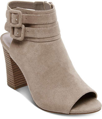 Madden-Girl Banquet Peep-Toe Shooties