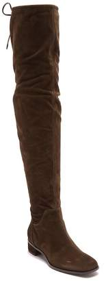 Aquatalia Lisandra Suede Over-The-Knee Boot