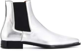 Givenchy pointed toe Chelsea boots