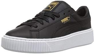 Puma Women's Basket Platform Core Sneaker