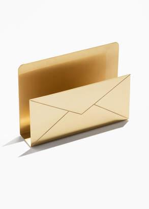 Gold Envelope Filer
