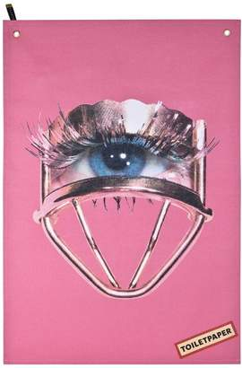Seletti Eye Printed Tea Towel