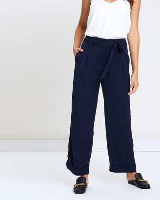 Vero Moda Vida Coco High-Waisted Pants